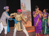 Damukenkre Natymahostav jointly with Mumbai Marathi Sahitya Sangh